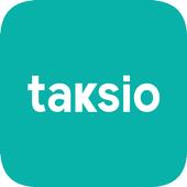 Taksio - rider icon
