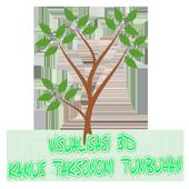 VISUALISASI 3D KAMUS TAKSONOMI TUMBUHAN icon