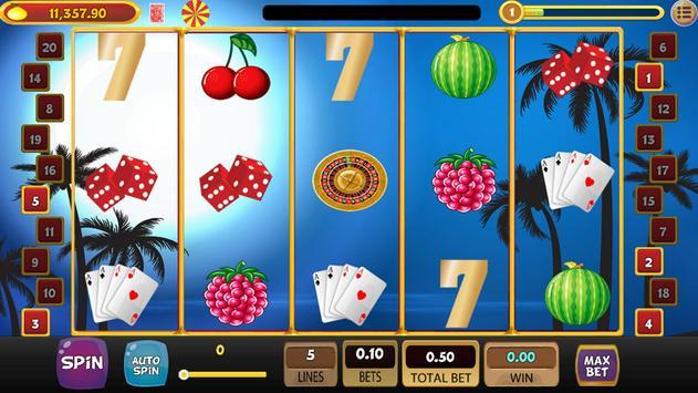 Casino Pro Poker Slot Machine 777 screenshot 3