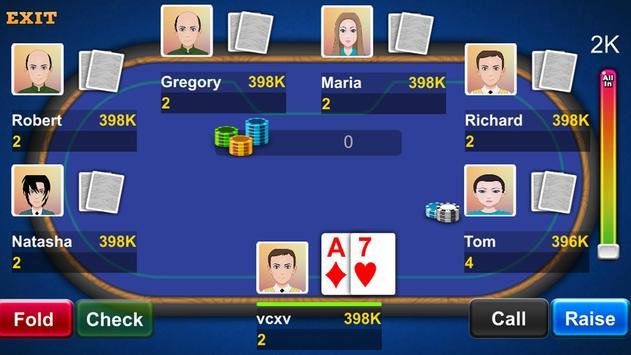 Casino Pro Poker Slot Machine 777 screenshot 1