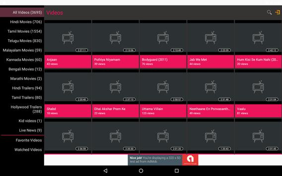FI Movies - Free Indian Movies apk screenshot