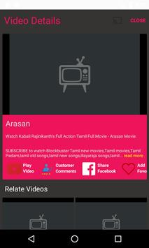 Free Tamil Movies apk screenshot