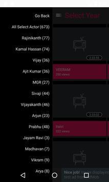 Free Tamil Movies apk screenshot