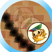 Round Hero In The Falling - Shooting And Falling- icon