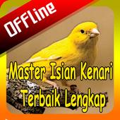 Master Isian Kenari Terbaik Lengkap Offline icon