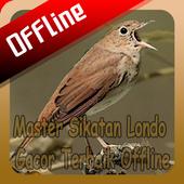 Master Sikatan Londo Gacor Terbaik Offline icon