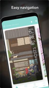 TAKUMI TABI screenshot 1