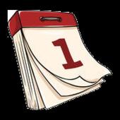 Takvim Yaprağı icon