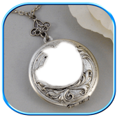 Necklace Photo Frames icon