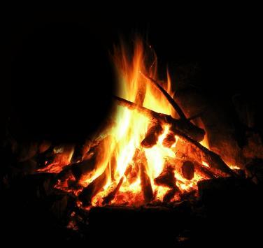Fire photo frames screenshot 6