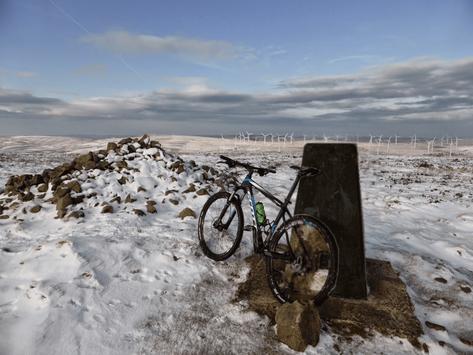 Snow Hills Photo frames screenshot 1