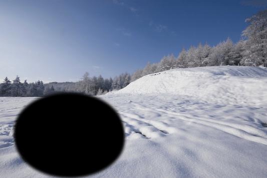 Snow Hills Photo frames screenshot 2