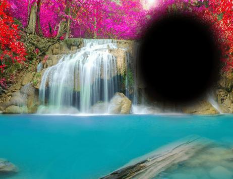 Waterfall Photo frames screenshot 5