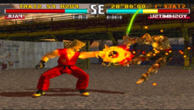 New Hint Tekken 3 Guia apk screenshot