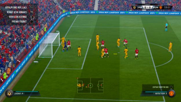 New Hint FIFA 18 Guidare poster