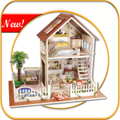 500++ Stages Making Doll Houses icon