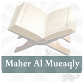 Holy Quraan - Maher Al  Mueaqly MP3 icon