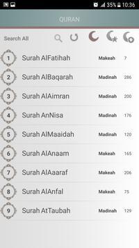 Holy Quraan - Maher Al  Mueaqly MP3 screenshot 1