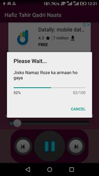 Hafiz Tahir Qadri Naatein screenshot 1