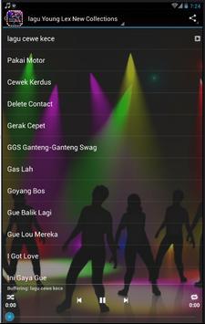 LAGU YOUNG LEX COLLECTIONS apk screenshot