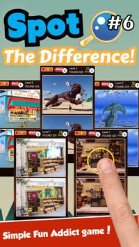 Find Spot The Difference #6 poster