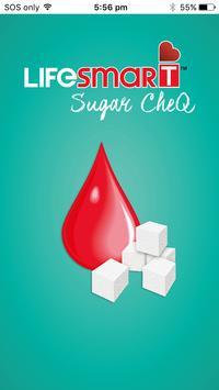 LifeSmart Sugar Cheq poster