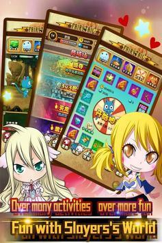 Fairy Tail-Guild Battle/Dragon screenshot 4