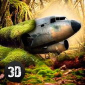 Tropical Island Survival 3D icon
