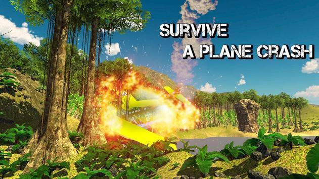Tropical Island Survival 3D poster