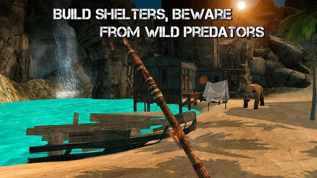 Tropical Island Survival 3D screenshot 2