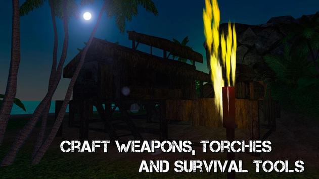 Tropical Island Survival 3D screenshot 3