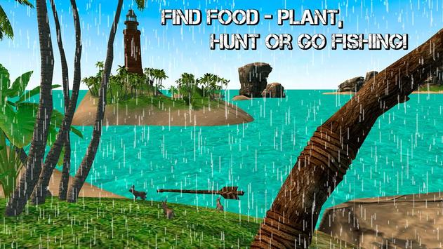 Tropical Island Survival 3D apk screenshot