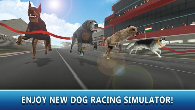 Dog Racing Tournament Sim 2 poster