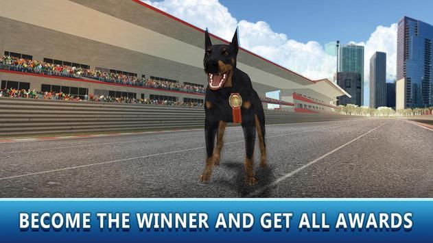 Dog Racing Tournament Sim 2 apk screenshot