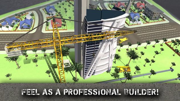 Hotel Building Construction apk screenshot