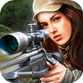 Sniper Shooting Fury Range icon