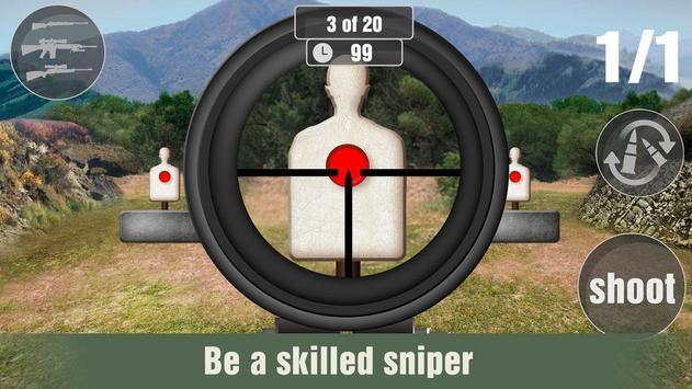 Sniper Shooting Fury Range poster