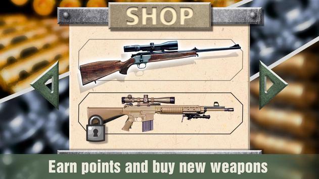 Sniper Shooting Fury Range apk screenshot