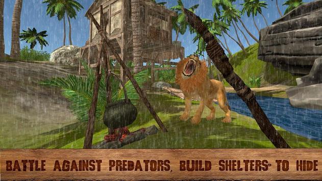 Pirate Island Survival 3D apk screenshot
