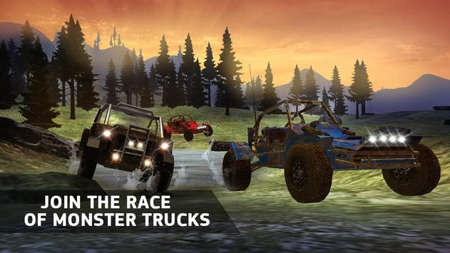 SUV Offroad Rally Racing 3D poster