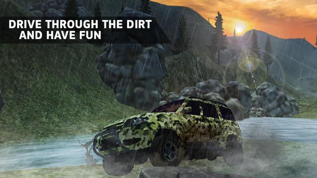 SUV Offroad Rally Racing 3D apk screenshot