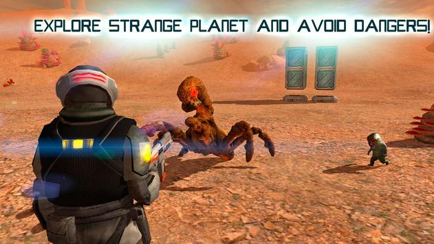 Martian Survival Simulator 3D screenshot 1