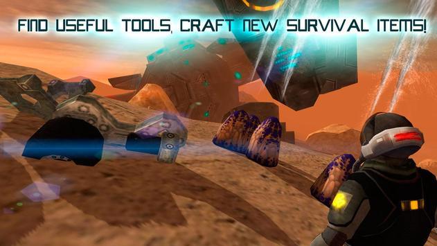 Martian Survival Simulator 3D screenshot 2