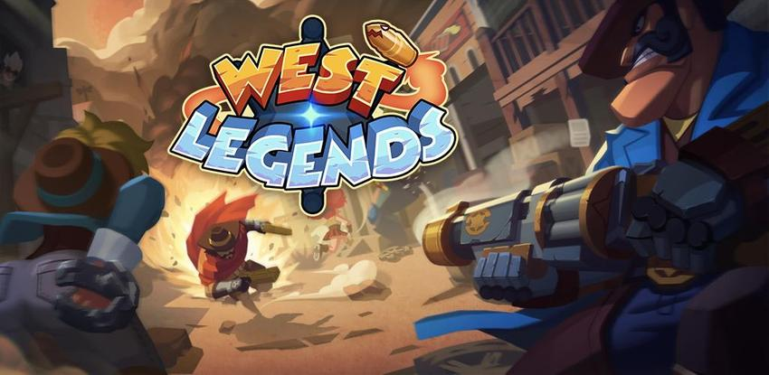 West Legends: 3V3 MOBA APK