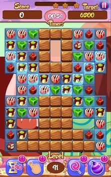 Cookie Pastry Royale Jam Story screenshot 3