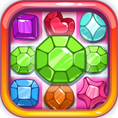 Jewels Crystal World icon