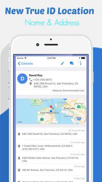 True caller Address and Location apk screenshot