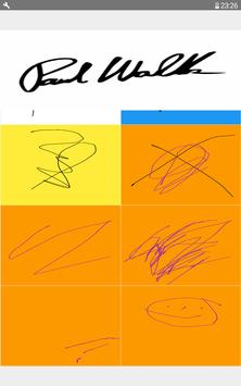 Signature Maker 2018 screenshot 1