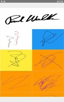 Signature Maker 2018 screenshot 2