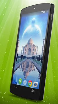 Indian Palace Live Wallpaper poster